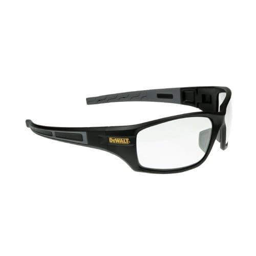 Dewalt Auger DPG101 Eyewear Black/Clear